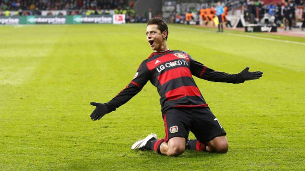 Hernandez is now up to 15 league goals. | Source: Getty Images