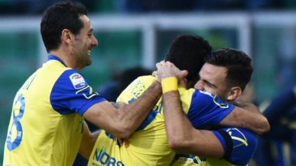 Serie A Chievo, Pellissier fa 100 gol: