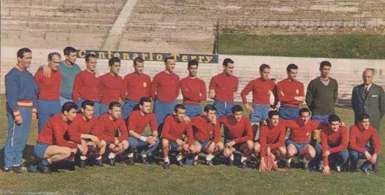 España en el Mundial de Chile 1962