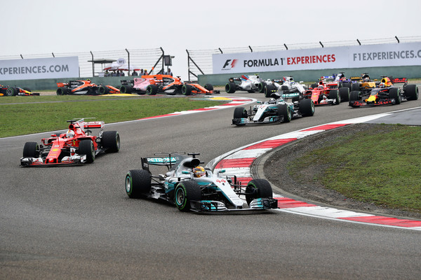Gran Premio de China, 2017 | Foto: Getty Images AsiaPac