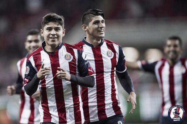 Chivas líder general del Torneo Clausura 2017 al vencer 2-0 Veracruz