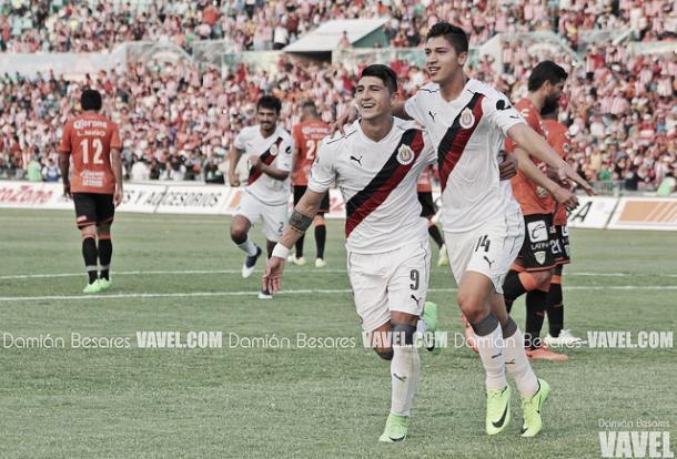 Almeyda destaca a sus jugadores en triunfo ante Rayados