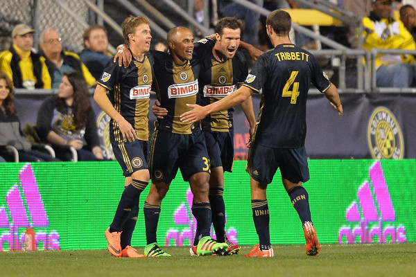 The Philadelphia Union may not be flashy but they are getting results. The Union is currently in third place in the Eastern Conference. Photo provided by Getty Images.
