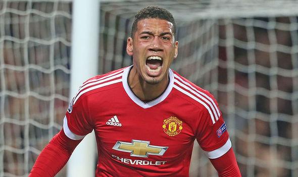 Smalling had a brilliant season for United | Photo: Getty