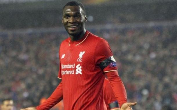 Benteke struggled to prove his worth at Liverpool, prompting Palace to enquire about his services | Photo: Getty images