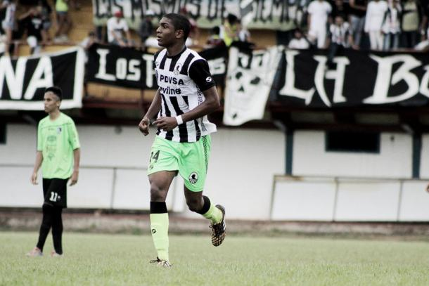 Makoun es la próxima joya del Zamaroa a sobresalir / Foto: Zamora FC
