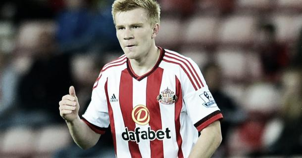 Above: Duncan Watmore has emerged this season for Sunderland AFC | The Chronicle