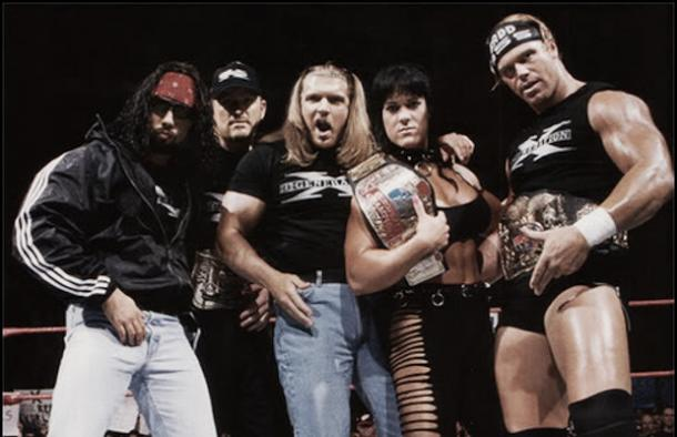 Chyna was integral in DX. Photo- www.diva-dirt.com