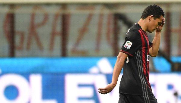 Milan Roma 1-3, Geety Images