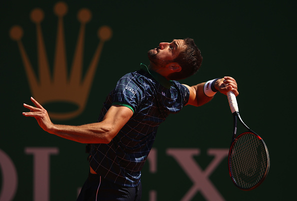 Cilic is the highest remaining seed left in his section of the draw (Photo by Clive Brunskill / Getty Images)