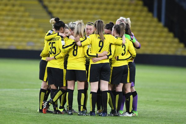 Will Watford have something to cheer about this weekend? (Photo: Watford Ladies FC)