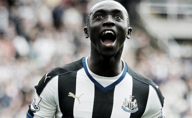 Is Cisse the man to save Newcastle United? | Photo: nufc.co.uk