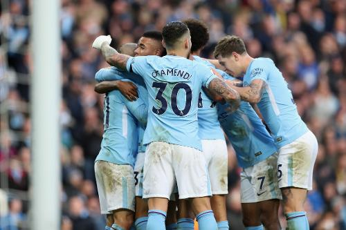 El City derrotó por 3-1 al Arsenal en su último encuentro en el Etihad | Fotografía: Premier League