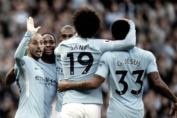 El Manchester City buscará continuar con su racha./ Foto: Premier League