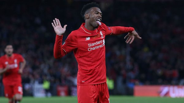 Sturridge's stunning opener was in vain come full time. (Photo: ESPN)