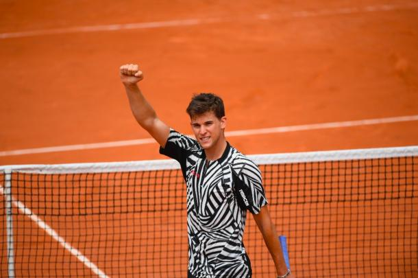 Thiem will be up to world no.7 (no.6 if he wins title) after Roland Garros | Image Credit: Getty