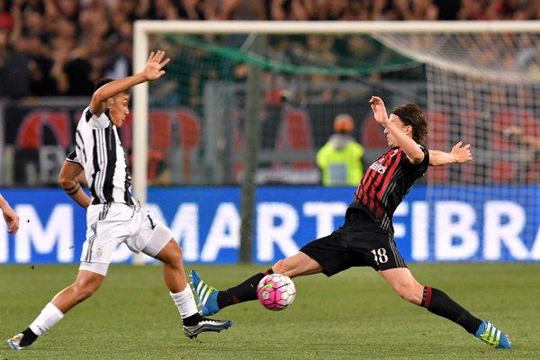 Milan Juventus0-1, GazzettaWorld