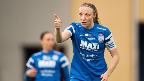 Eskilstuna United are ready to pounce if the top two slip up. (Photo: SVT Sport)