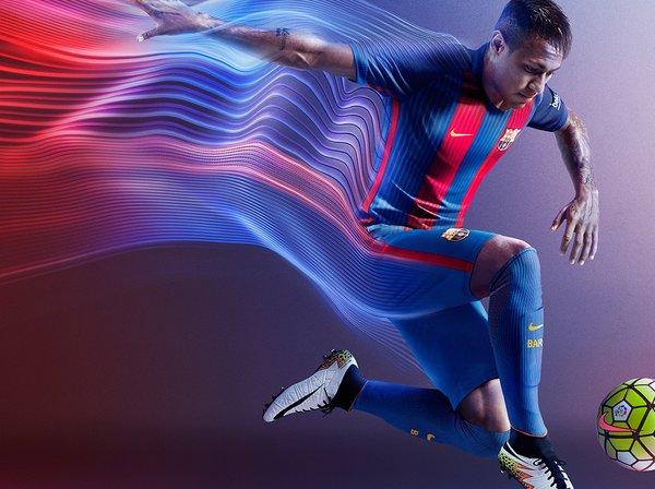 Neymar - Source: Nike