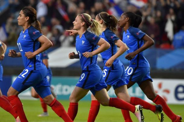 Can the French end their qualifying campaign without a point dropped? (Photo: FFF)