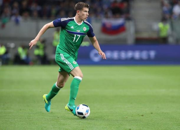 McNair was excellent once again for Northern Ireland | Photo: Getty