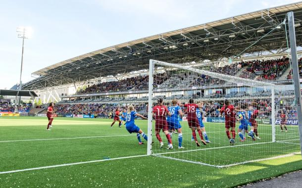 An intriguing affair between Finland and Portugal ended in a lacklustre goalless draw. (Photo: SPL)