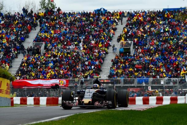 Carlos Sainz finalizó 9º en Canadá | Fuente: @F1