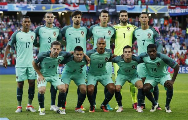 Il Portogallo. fonte foto: it.uefa.com