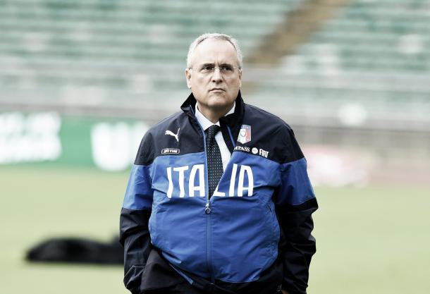 Lotito, presidente da Lazio (Foto: Getty Images)