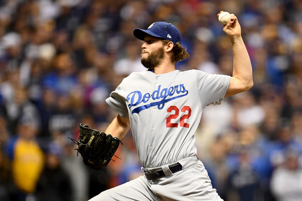 Kershaw will need to be at his best against Boston if the Dodgers are to win their first World Series title in 30 years/ Photo: Stacy Revere/Getty Images