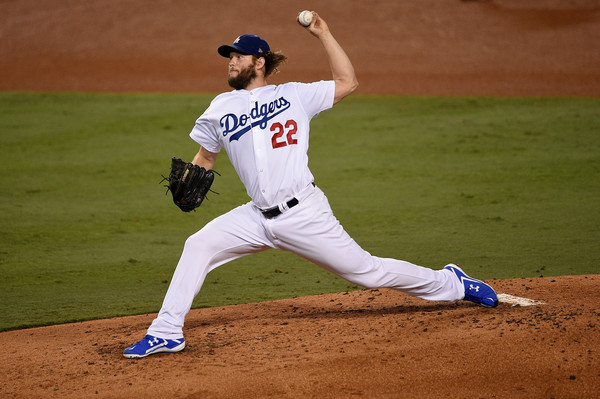 Kershaw did everything he could to keep the Dodgers in Game 7/Photo: Kevork Djansezian/Getty Images