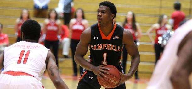 Clemons is one of the best players at the mid-major level and is capable of carrying Campbell to the NCAA Tournament/Photo: Kathryn Souza