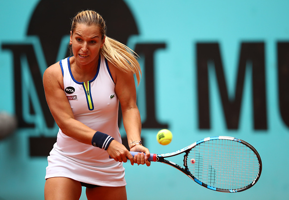 Cibulkova must look to be aggressive at every opportunity in this match (Getty/Clive Brunskill)