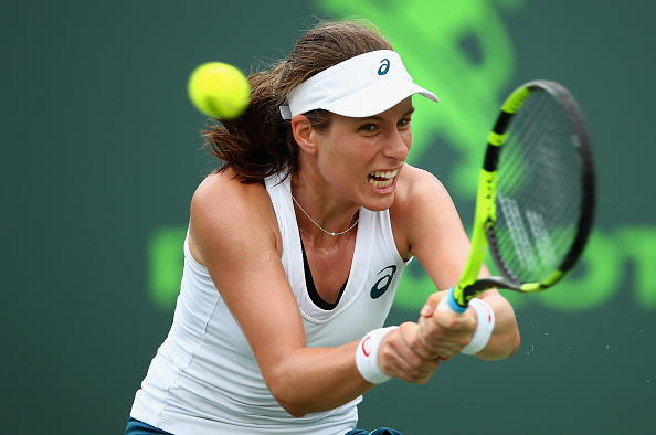 Konta will be a favourite for the title (Getty/Clive Brunskill)