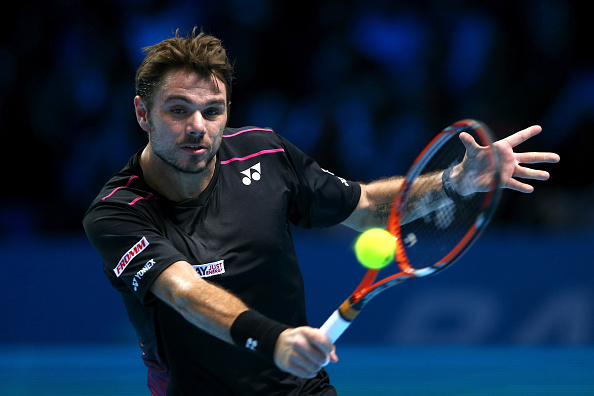 Wawrinka has a strong backhand (Getty/Clive Brunskill)