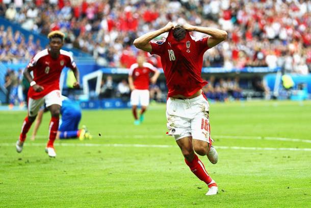 Austria given a lifeline. | Credit: Uefa