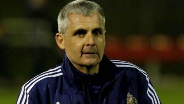 Sunderland coach Andy Welsh could take positives from Tuesday's result. (Photo: Sunderland AFC)