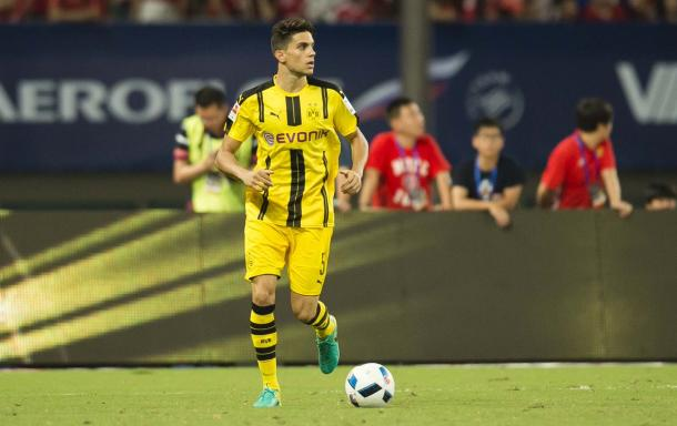 Can Marc Barta fill the Mats Hummels-sized hole in Dortmund's defence? (Photo: ruhrnachrichten.de)