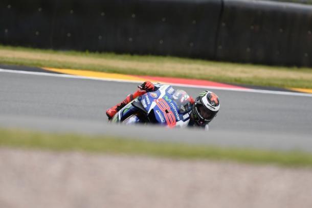 Jorge Lorenzo can only move on up | Photo: Yamaha Racing