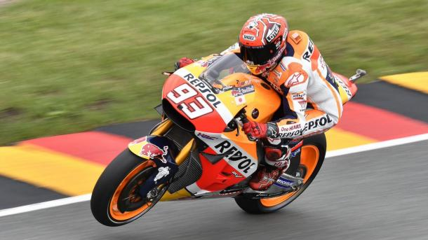 Marc Marquez is the man to beat | Photo: Eurosport