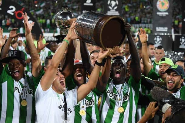 Nacional campeón - Foto: @elnuevosiglo