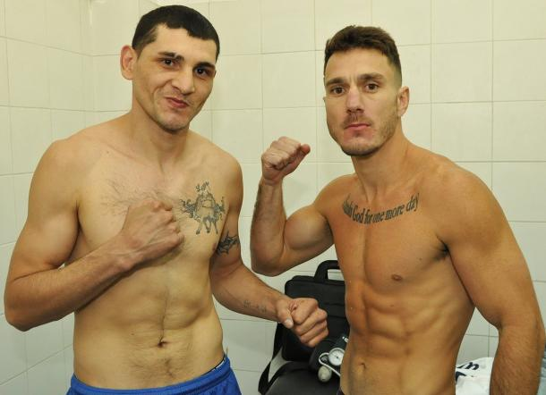 Foto: Nicolás Samuilov   Argentina Boxing Promotions