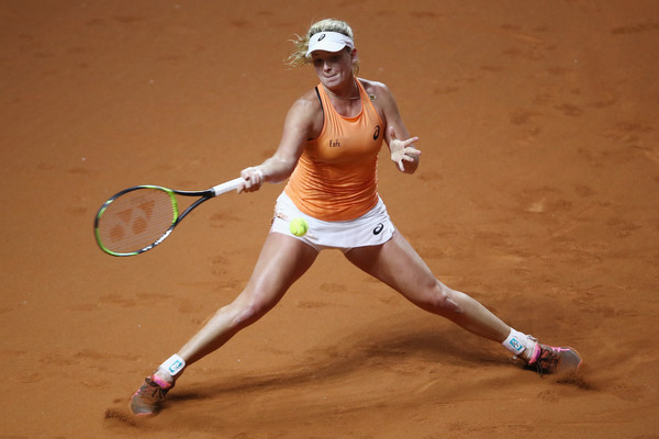 Coco Vandeweghe showed huge improvements in her game throughout the tournament | Photo: Alex Grimm/Getty Images Europe