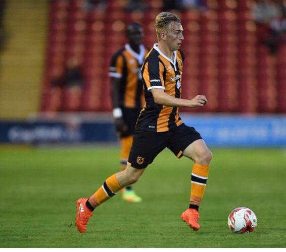Bowen has been in fine form during the summer (photo : Twitter / Hull City)