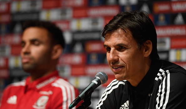 Coleman was speaking ahead of Wales' semi-final clash with Portugal | Photo: Stu Forster/Getty Images Sport