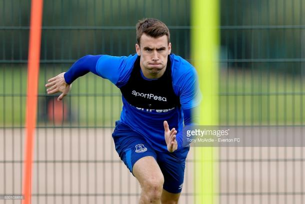 Coleman has returned to training but is not fit to play. Source - Getty Images.