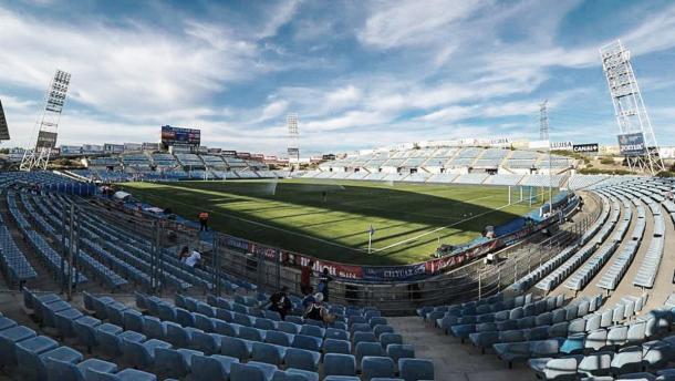 Estadio del Getafe CF | Foto: VAVEL