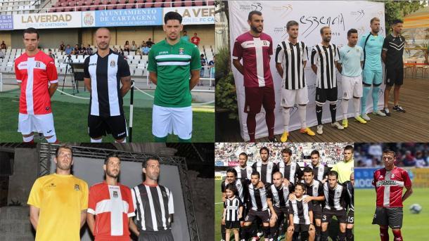 Fuente: FC Cartagena, Andy Céspedes, As, Cartagena Levante.