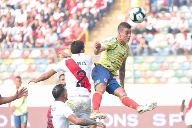Foto: Prensa Selección Colombia