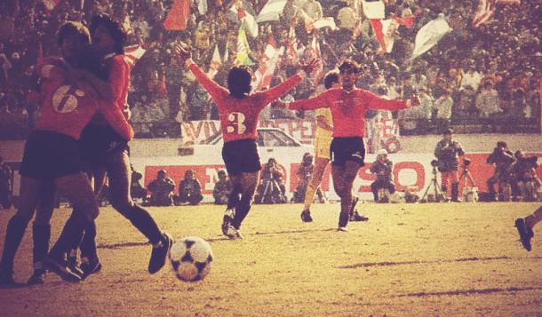 El Rojo, campeón del mundo por 2° vez.